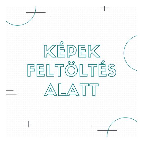 Samsung Galaxy J6+ (2018) színátmenetes hátlapi tok, Piros